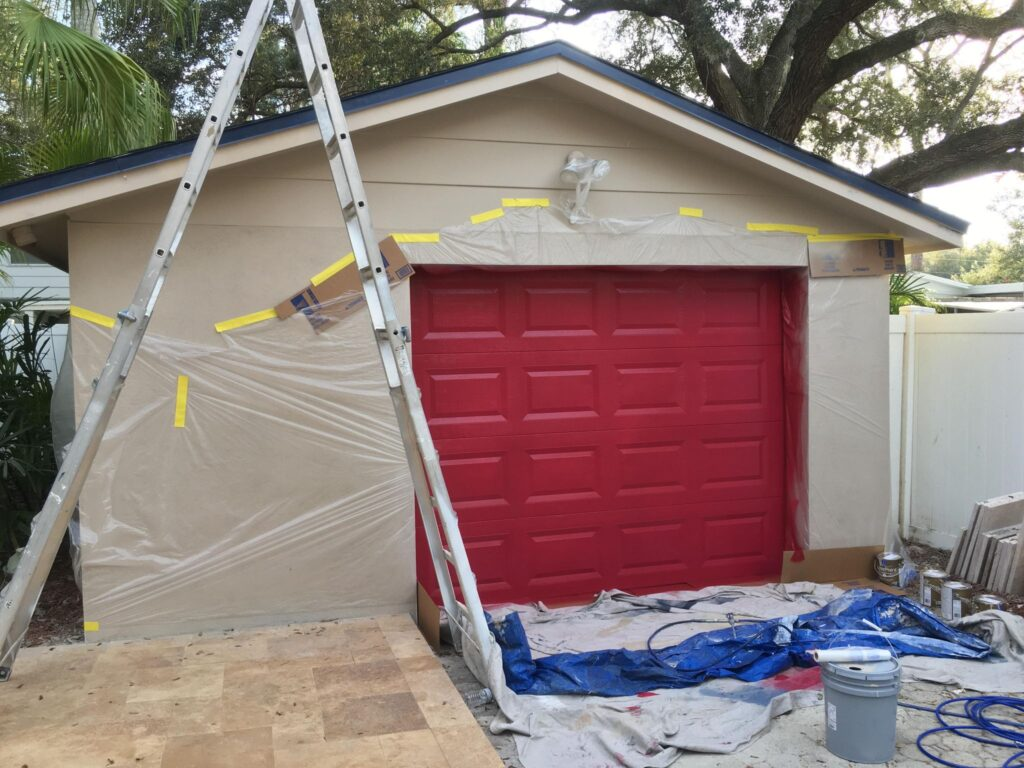house painter tampa